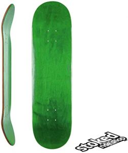 Stoked Ride Complete Blank Skateboard Deck
