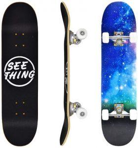 Seething 31 - Best Cheap skateboard for girls
