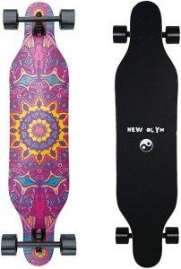 New Olym Drop Through Longboard