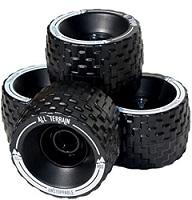 MBS- Best All-terrain Skateboard Wheels