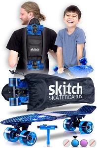 Skitch Best Complete First Skateboard