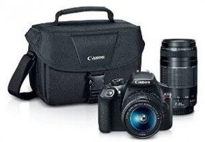 Canon EOS Rebel T6- Skating Video Cameras