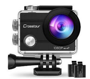 Crosstour CT7000-Best For Skateboarding Photography