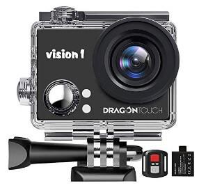 Dragon- Cheap Skateboarding Cameras