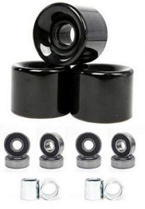 Freedare 58mm Skateboard Wheels