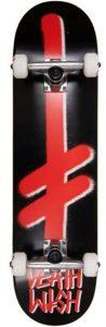 Deathwish Complete Skateboard