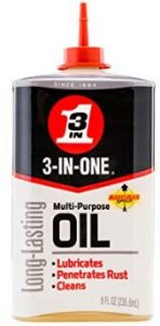 3-In-One Long-Lasting Multipurpose Oil