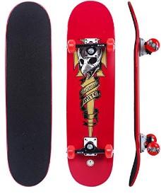 """Imitor 31"""" Cruiser Skateboard- Best For Heavy Guys"""