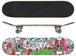 """Roller Derby 31""""- Best Skateboard For 300 Pounds"""