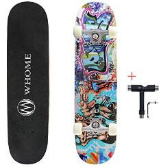 """Whome 31"""" Complete Professional Skateboard"""