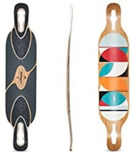 Loaded Boards Dervish Sama Longboard Deck