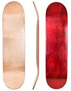 Cal 7 Blank Skateboard Deck