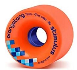 Orangatang Stimulus- Best Longboard Wheels For Sliding