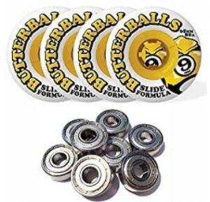 Sector 9 Butterballs: Best Sliding Wheels