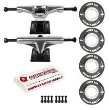 Bigfoot Wheels 83A- Best For Skateparks