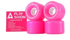 Playshion 78A Frosted Longboard Wheels