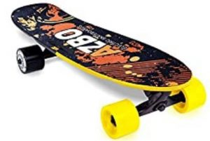 """Azbo 27"""": Best Longboard For College Campus"""