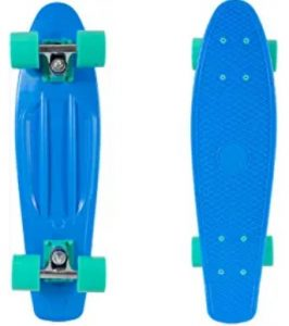 Retrospec 22.5″ Quip Retro cruiser Skateboard