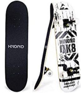 ToyerBee Complete Kids Skateboard