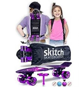 Skitch Premium Complete Skateboard Set