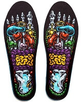 Remind- Skate Insoles For Flat Feet