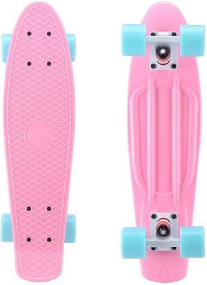 SANVIEW Complete Mini Cruiser Skateboard