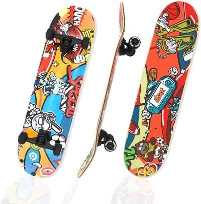Amrgot Good Skateboards Deck- Best For Ollies