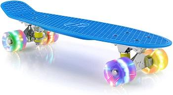 """Merkapa 22"""" Skateboard For 3 Years Old"""