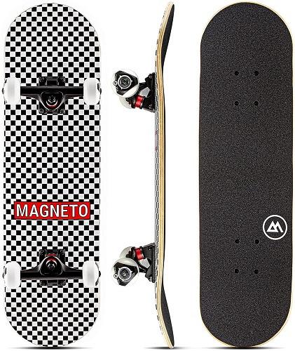 Magneto Kids Complete Skateboard