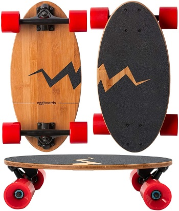 Eggboards Mini Bamboo Cruiser Skateboard