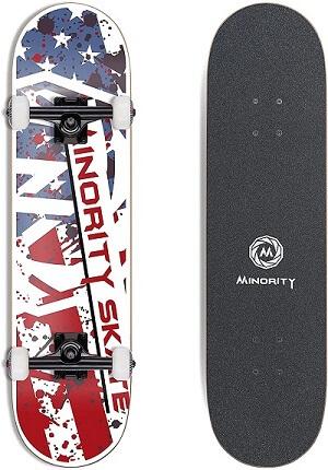 Hiboy Alpha Skateboard- Best For Freestyle & Pumping