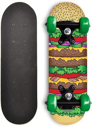 Rudeboys Oc Skateboard 2 Years Old