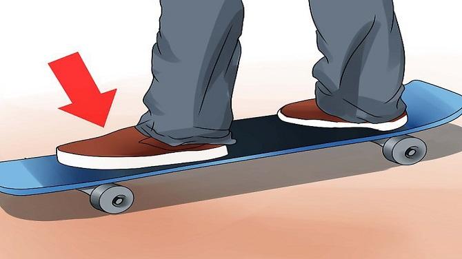 How To Turn A Skateboard? Why Won't My Skateboard Turn?